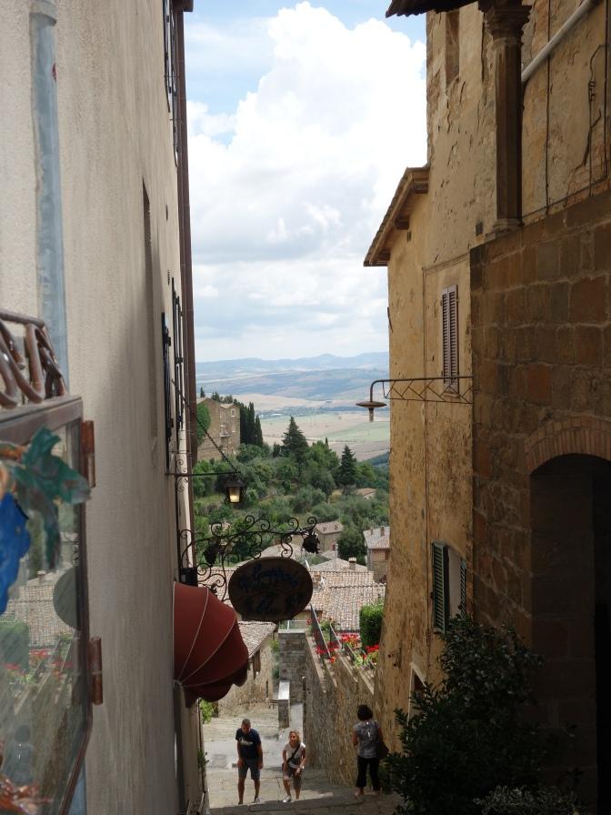 Montalcinon herkut Brunello ja Rosso
