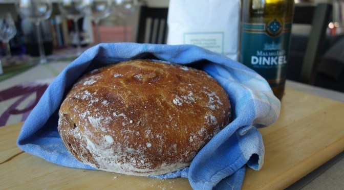 Dinkelölbröd – Spelttiolutleipä