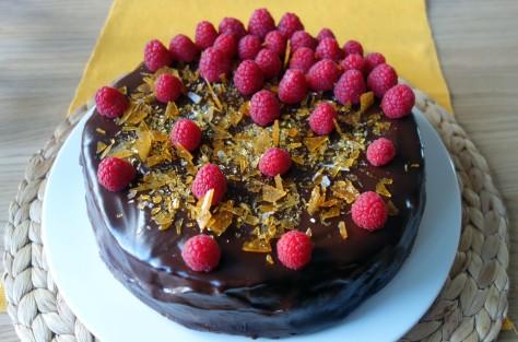 mignonganache kakku