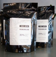 Helsinkiläisen Kaffa Rosteryn paahtamaa kahvia kotiin ostettavaksi