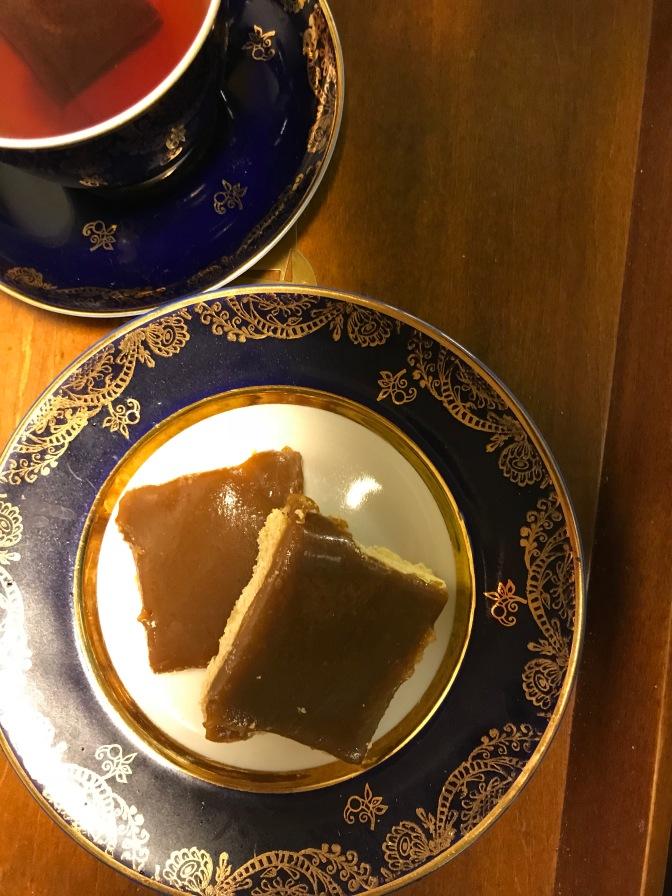 Ginger Crunch – Inkiväärileivokset