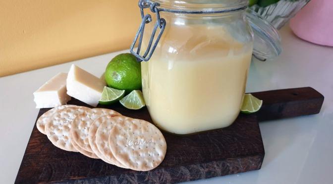 Lime Curd – Limetahna