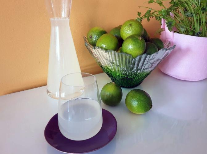 Limenade – Limonadi limeistä